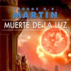 Libros: MUERTE DE LA LUZ. Lote 115504603