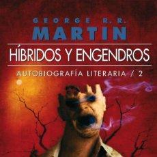 Libros: HÍBRIDOS Y ENGENDROS. Lote 115504755