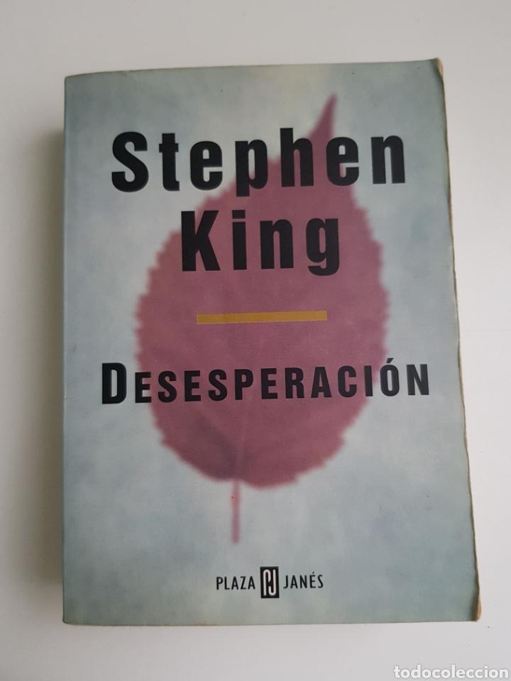 STEPHEN KING (DESESPERACIÓN) (Libros Nuevos - Literatura - Narrativa - Ciencia Ficción y Fantasía)