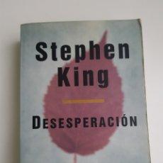 Libros: STEPHEN KING (DESESPERACIÓN). Lote 116473679