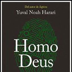 Libros: LIBRO - HOMO DEUS DE YUVAL NOAH HARARI. Lote 120004195