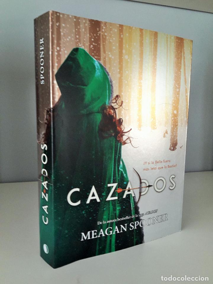 CAZADOS- MEAGAN SPOONER- 2018 (Libros Nuevos - Literatura - Narrativa - Ciencia Ficción y Fantasía)