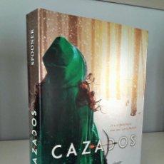 Libros: CAZADOS- MEAGAN SPOONER- 2018. Lote 121021427