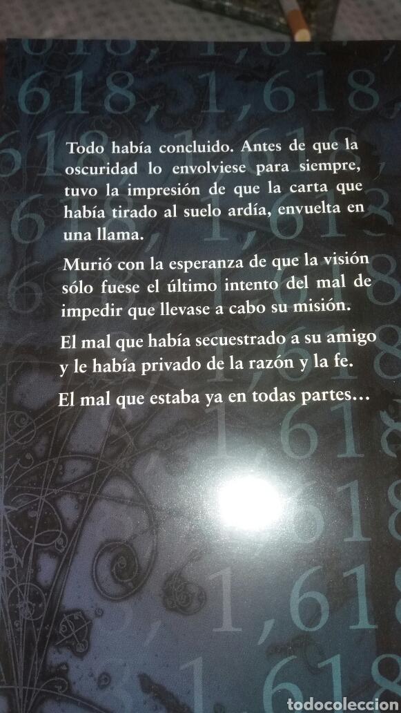 Libros: EL NÚMERO DE DIOS DE VINCENZO DI PIETRO - Foto 3 - 124182908