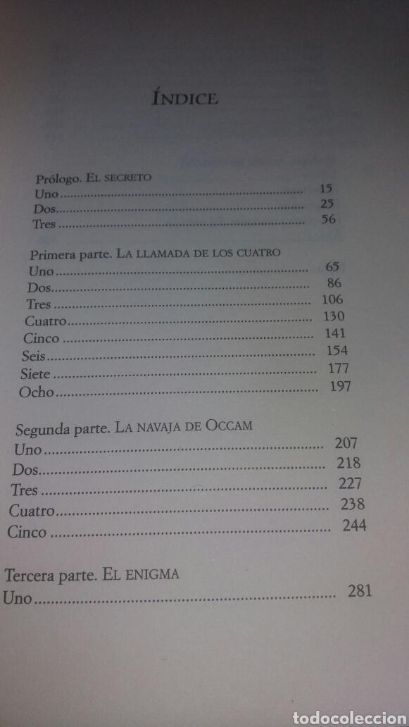 Libros: EL NÚMERO DE DIOS DE VINCENZO DI PIETRO - Foto 4 - 124182908