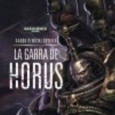 Libros: LA GARRA DE HORUS, N.º 1 MINOTAURO. Lote 86778098