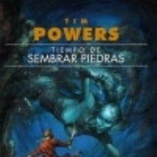 Libros: TIEMPO DE SEMBRAR PIEDRAS EDICIONES GIGAMESH. Lote 70948490