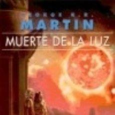Libros: MUERTE DE LA LUZ EDICIONES GIGAMESH. Lote 70632951