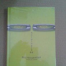 Libros: OJOS DE AGUJA. ANTOLOGÍA DE MICROCUENTOS. Lote 128101675