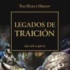 Libros: LEGADOS DE TRAICIÓN 31. Lote 128221922
