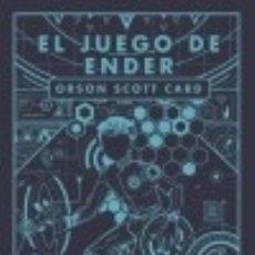 Libros: EL JUEGO DE ENDER. Lote 128228155