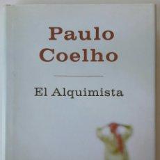 Libros: LIBRO EL ALQUIMISTA - PAULO COELHO. Lote 128319800