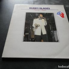 Libros: RUBEN BLADES MUCHO MEJOR LP EN OPITMO ESTADO 1984. Lote 129972451