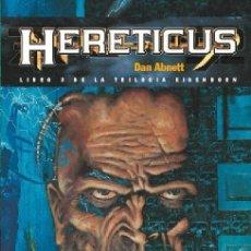 Livres: HERETICUS - DAN ABNETT. Lote 130158272