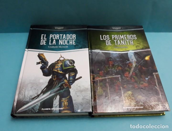 Libros: COLECCIÓN NOVELAS WARHAMMER 40K. HEREJÍA DE HORUS. - Foto 4 - 130615830