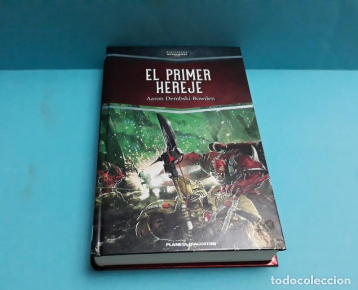 Libros: COLECCIÓN NOVELAS WARHAMMER 40K. HEREJÍA DE HORUS. - Foto 5 - 130615830