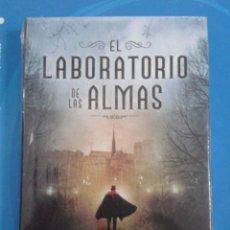 Libros: EL LABORATORIO DE LAS ALMAS. F. R. TALLIS. NUEVO.. Lote 132231618