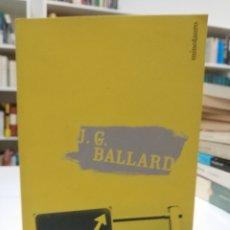 Libros: LA ISLA DE CEMENTO. J.G. BALLARD. MINOTAURO, 2002. Lote 132491647