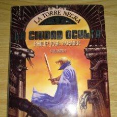 Libros: LA CIUDAD OCULTA. Lote 133716855