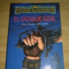 Livres: EL TATUAJE AZUL. Lote 133718379