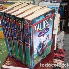 Libros: CICLO PANDRAGON (CINCO TOMOS), R. LAWHEAD, STEPHEN. A-LITFAN-0221 ,2. Lote 134589054