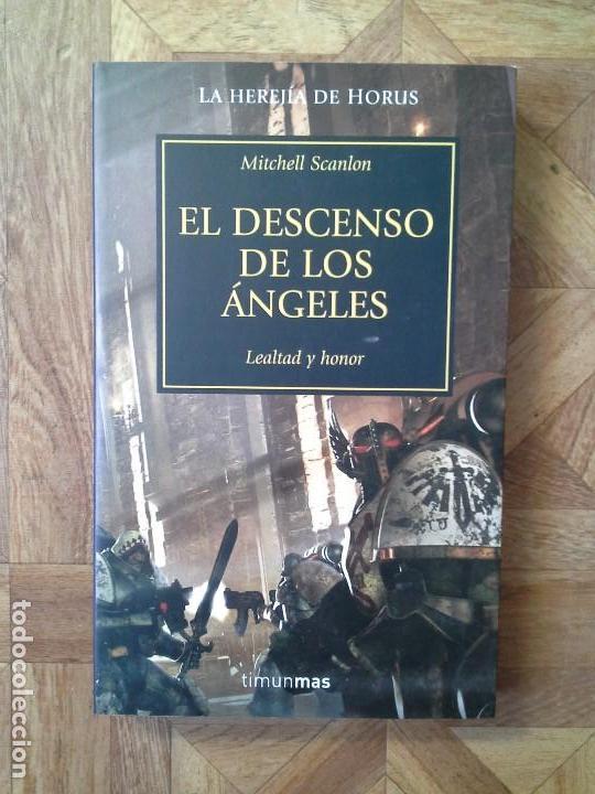 MITCHELL SCANLON - EL DESCENSO DE LOS ÁNGELES - LEALTAD Y HONOR (Libros Nuevos - Literatura - Narrativa - Ciencia Ficción y Fantasía)