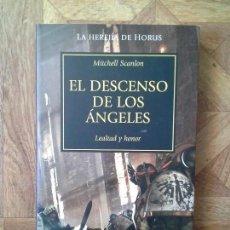 Livres: MITCHELL SCANLON - EL DESCENSO DE LOS ÁNGELES - LEALTAD Y HONOR. Lote 135881710