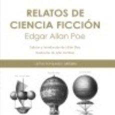 Libros: RELATOS DE CIENCIA FICCIÓN. Lote 139301138
