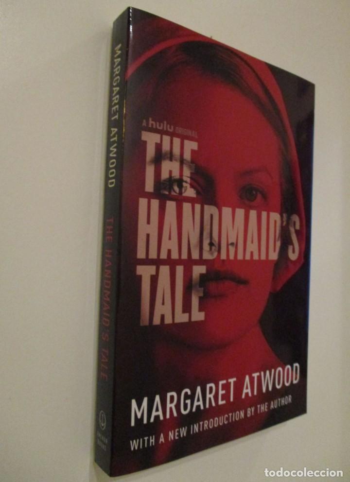MARGARET ATWOOD: THE HANDMAID´S TALE (EL CUENTO DE LA CRIADA). CON FIRMA 100% ORIGINAL. EN INGLÉS!! (Libros Nuevos - Literatura - Narrativa - Ciencia Ficción y Fantasía)