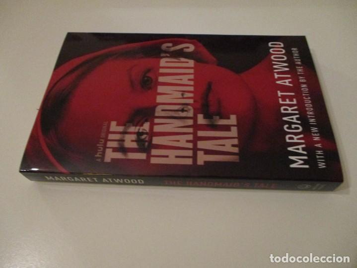 Libros: MARGARET ATWOOD: THE HANDMAID´S TALE (El Cuento de la Criada). CON FIRMA 100% ORIGINAL. EN INGLÉS!! - Foto 4 - 140664386