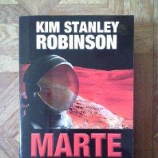 Libros: KIM STANLEY ROBINSON - MARTE ROJO. Lote 143128586