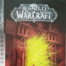 Libros: WORLD OF WARCRAFT MÁS ALLÁ DEL PORTAL OSCURO. Lote 144487404