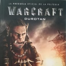Libros: WARCRAFT DUROTAN. Lote 144488558