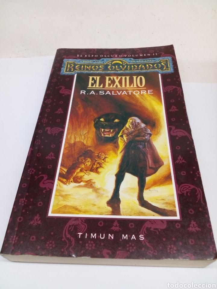 8d50dd5af01 2 fotos LIBRO EL EXILIO (Libros Nuevos - Literatura - Narrativa - Ciencia  Ficción y Fantasía) ...