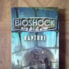 Libros: JOHN SHIRLEY - BIOSHOCK RAPTURE. Lote 147670266