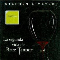 Libros: LA SEGUNDA VIDA DE BREE TANNER. Lote 148210710
