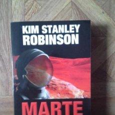 Libros: KIM STANLEY ROBINSON - MARTE ROJO. Lote 148938630