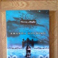 Libros: AMANDA HOCKING - LA CAÍDA. Lote 151056650