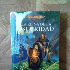 Libros: WEIS HICKMAN - LA REINA DE LA OSCURIDAD VOLUMEN 3. Lote 151191794