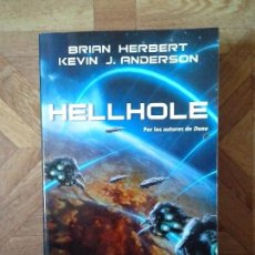 Libros: HERBERT ANDERSON - HELLHOLE. Lote 151192878