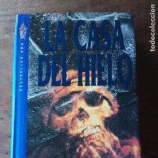 Libros: LA CASA DEL HIELO, MINETTE WALTERS.. Lote 152313478