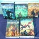 Libros: COLECCION COMPLETA JUEGO DE TRONOS EN 5 LIBROS NUEVOS PRECINTADOS. Lote 160719406