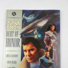 Libros: STAR TREK DEBT OF HONOR. Lote 161998930