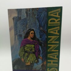 Libros: NOVELA LIBRO CIENCIA FICCION EL CANTAR DE SHANNARA 2 FANTASIA ÉPICA TIMUN MAS. Lote 164484722