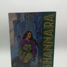 Libros: NOVELA LIBRO CIENCIA FICCION EL CANTAR DE SHANNARA 2 FANTASIA ÉPICA TIMUN MAS. Lote 164485194