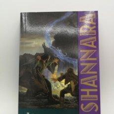 Libros: NOVELA LIBRO CIENCIA FICCION LOS VASTAGOS DE SHANNARA 1 FANTASIA ÉPICA TIMUN MAS. Lote 164486394