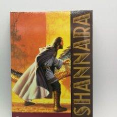 Libros: NOVELA LIBRO CIENCIA FICCION LOS TALISMANES DE SHANNARA 1 FANTASIA ÉPICA TIMUN MAS. Lote 164487930