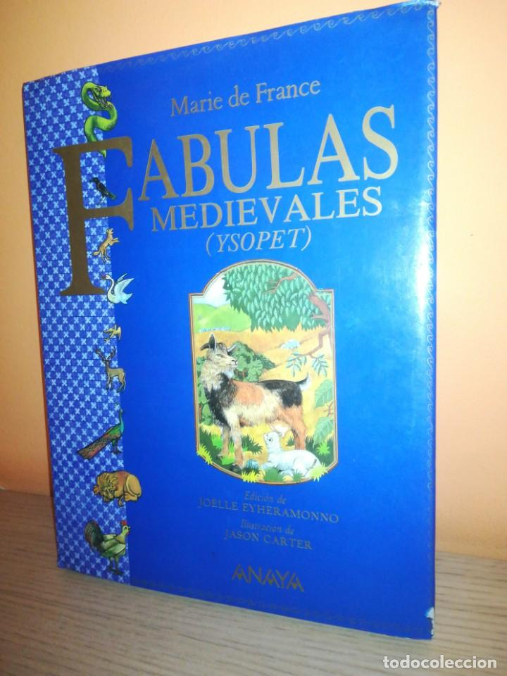 FÁBULAS MEDIEVALES . YSOPET (ANAYA, 1989) (Libros Nuevos - Literatura - Narrativa - Ciencia Ficción y Fantasía)