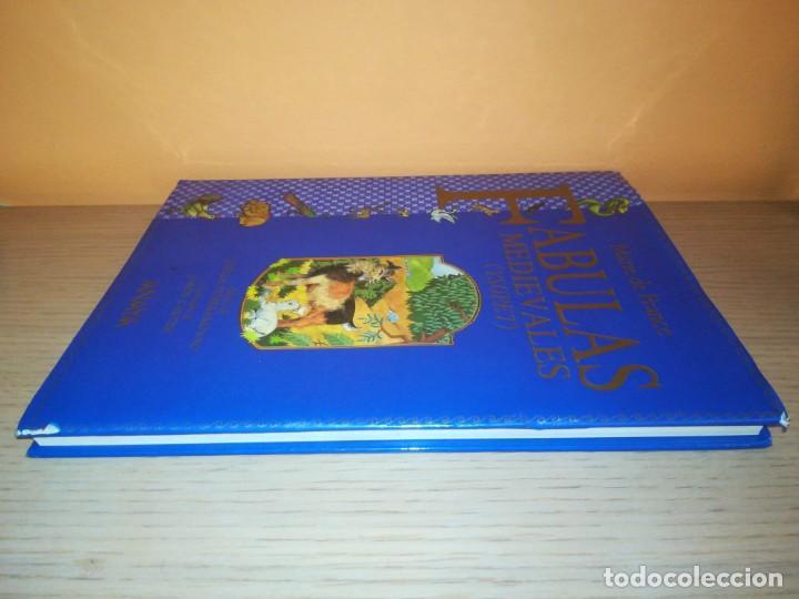 Libros: FÁBULAS MEDIEVALES . YSOPET (ANAYA, 1989) - Foto 2 - 164769574