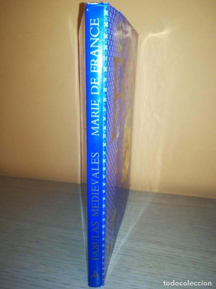 Libros: FÁBULAS MEDIEVALES . YSOPET (ANAYA, 1989) - Foto 3 - 164769574
